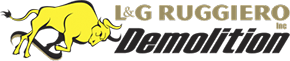 L&G Ruggiero Demolition Logo